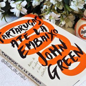 Novo Livro de John Green, Tartarugas até lá embaixo, vai virar filme 18