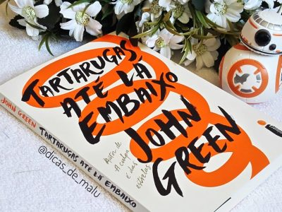 Novo Livro de John Green, Tartarugas até lá embaixo, vai virar filme 13