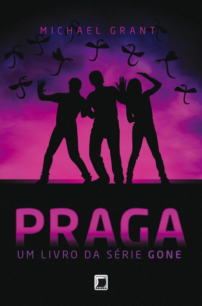 Resenha: Gone - Praga, Michael Grant 16