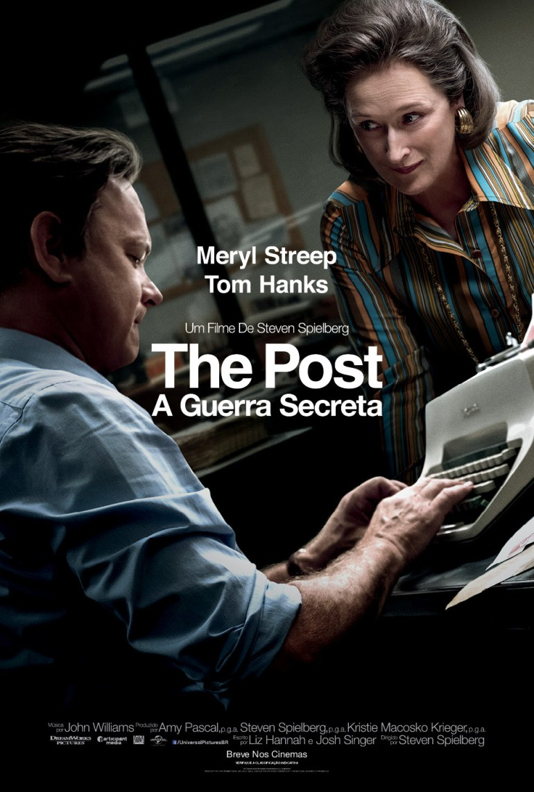 The Post - A Guerra Secreta | Crítica 16