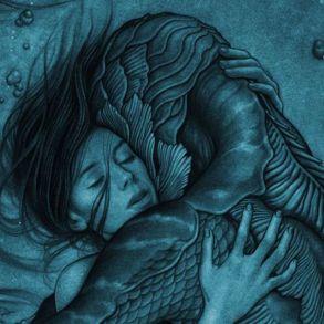 Confira a capa nacional do livro que inspirou o filme 'A forma da água', de Guillermo del Toro 20