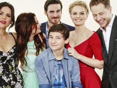 Once Upon a Time é cancelada pela ABC 16