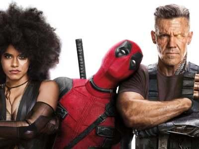 """Fox recorre e muda classificação indicativa de Deadpool 2 para """"16 anos"""" 13"""