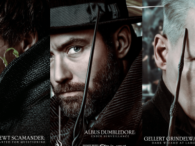 Animais Fantásticos: Os Crimes de Grindelwald | Confira o trailer final do filme 27