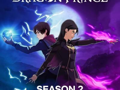 Netflix confirma segunda temporada de The Dragon Prince 14