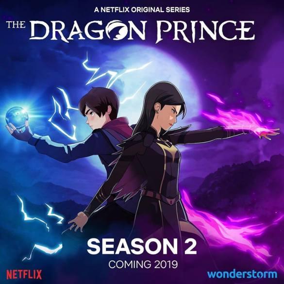 O Príncipe Dragão | Confira o trailer da terceira temporada da série 21