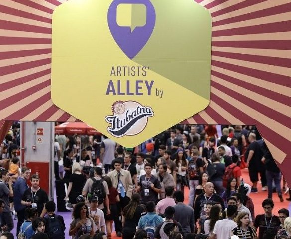 CCXP anuncia o maior Artists' Alley do Hemisfério Sul 22