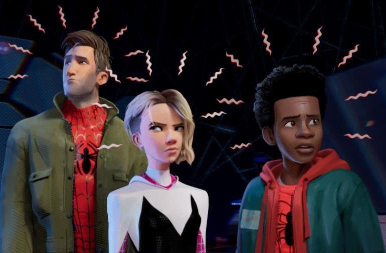 """""""Homem-Aranha no Aranhaverso"""" tem adeus """"emocionante"""" a Stan Lee 26"""