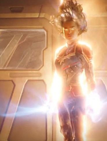 Capitã Marvel | Assista ao primeiro trailer do filme solo da deusa da Marvel 21
