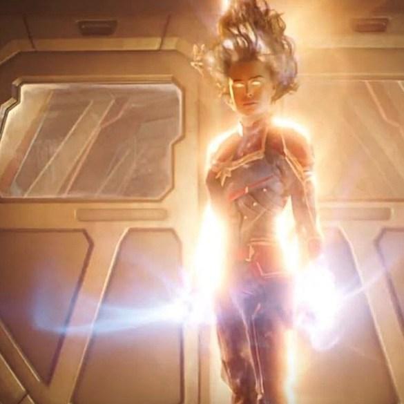 Capitã Marvel - Teaser inédito mostra cenas de ação com a heroína! 18