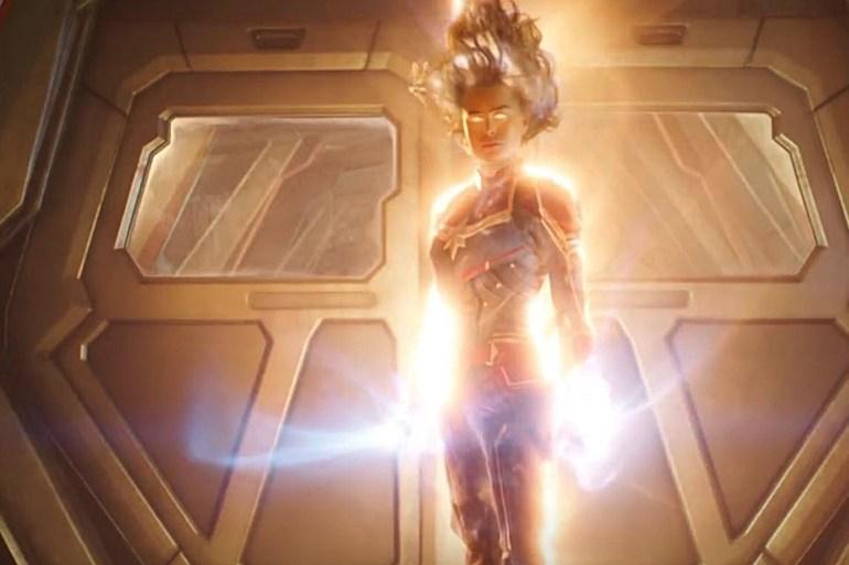 Capitã Marvel ultrapassa US$ 800 milhões no mundo e supera Mulher-Maravilha 34