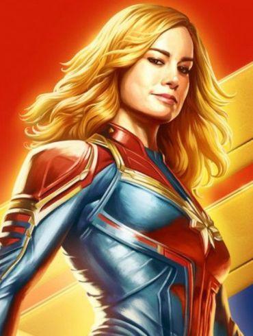 Capitã Marvel 2 pode chegar em 2022 e com a presença da Vampira 36