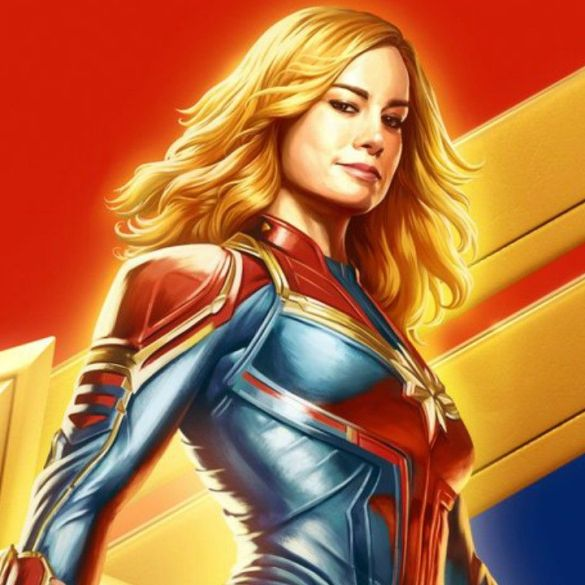 Bilheteria de Capitã Marvel deve chegar a US$ 500 milhões nesta terça 20