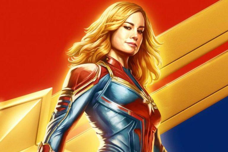 Capitã Marvel | Assista ao primeiro trailer do filme solo da deusa da Marvel 24