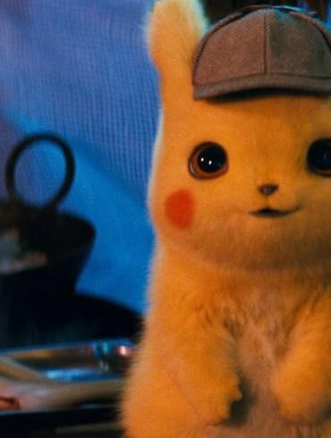 Divulgados pôsteres chineses de Detective Pikachu. 26