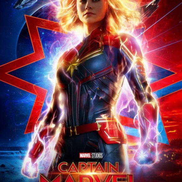 Bilheteria de Capitã Marvel deve chegar a US$ 500 milhões nesta terça 28
