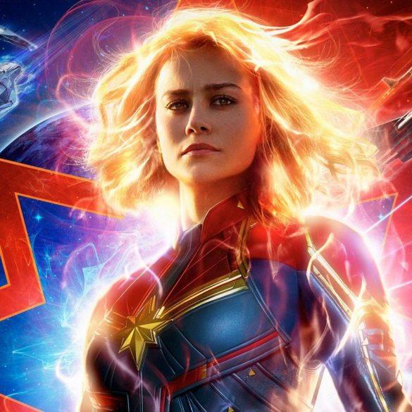 Capitã Marvel abre a bilheteria mundial com incríveis US$ 455 milhões 33