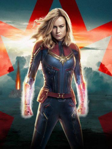 Bilheteria de Capitã Marvel deve chegar a US$ 500 milhões nesta terça 22