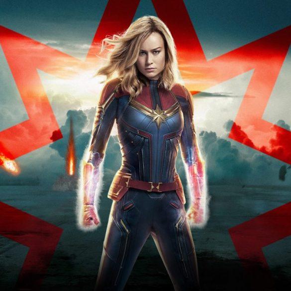 Capitã Marvel abre a bilheteria mundial com incríveis US$ 455 milhões 16