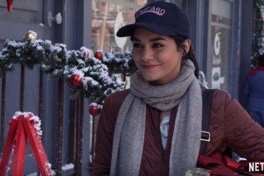 Vanessa Hudgens estrelará outro filme natalino da Netflix 6