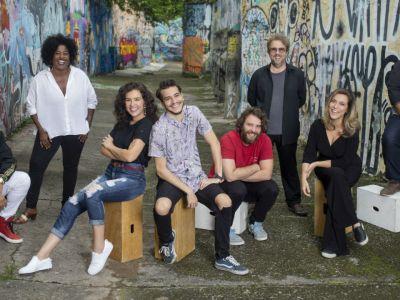 Conheça o elenco de Ninguém Tá Olhando, nova comédia da Netflix 13