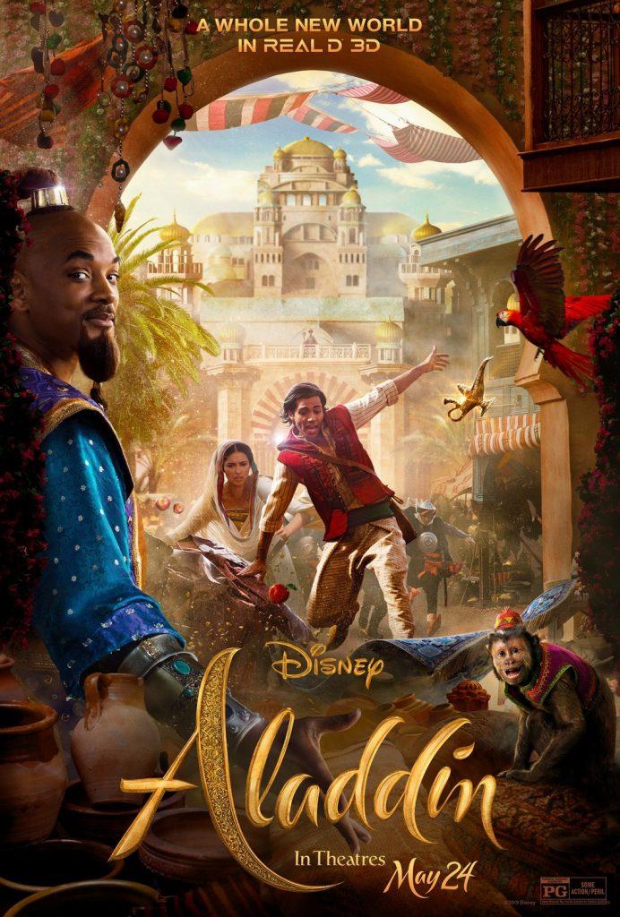 Aladdin | Live-action ganha novos cartazes 17