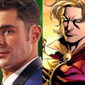 Zac Efron poderá viver super-herói no próximo 'Guardiões da Galáxia' 20