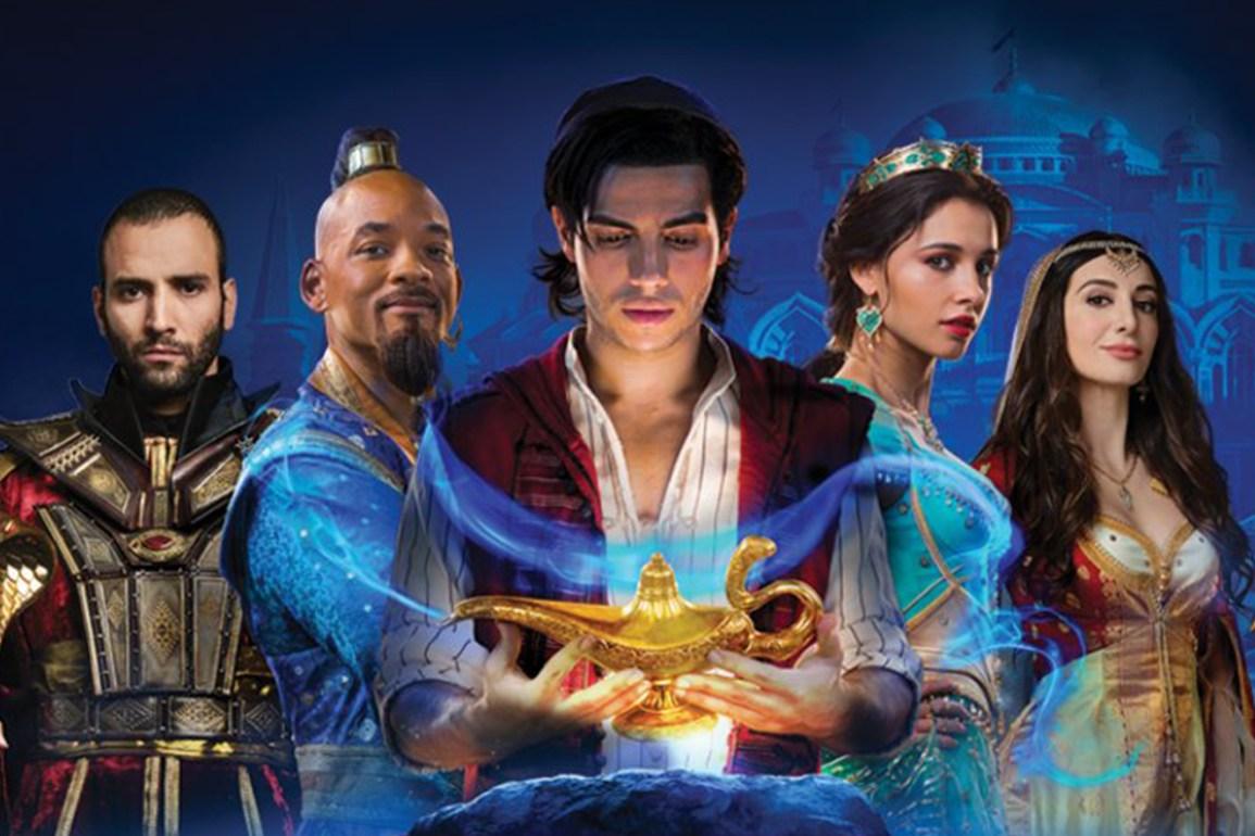 Disney dá sinal verde para sequência do live-action de Aladdin 16