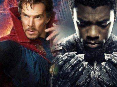 Marvel confirma Pantera Negra 2 e Doutor Estranho 2 14