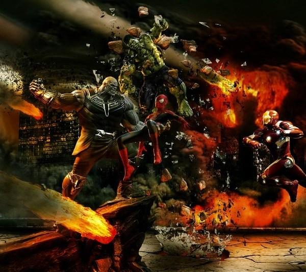 Novo filme dos Vingadores aumenta interesse em super-heróis e mercado dos games aproveita 39