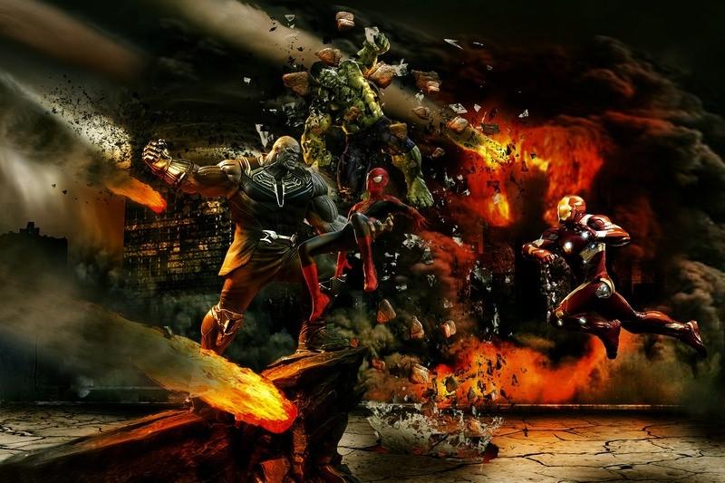 Novo filme dos Vingadores aumenta interesse em super-heróis e mercado dos games aproveita 21