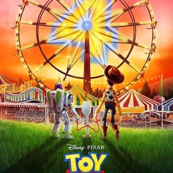 Divulgado novo pôster de Toy Story 4! 20