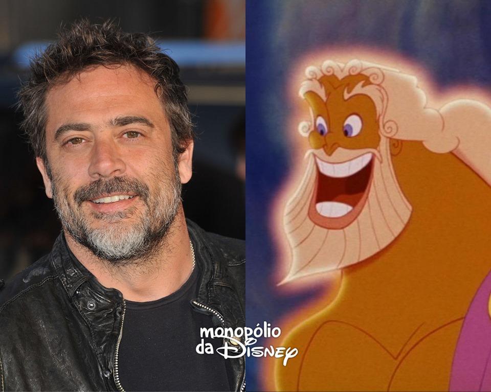 """Confira o nosso próprio """"cast"""" para o live-action Hércules 26"""