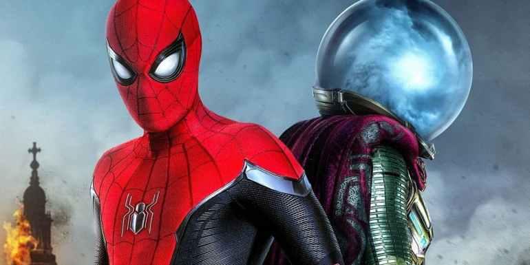 Homem-Aranha - Longe de Casa: Saiba quais são as cenas pós-créditos do filme 16