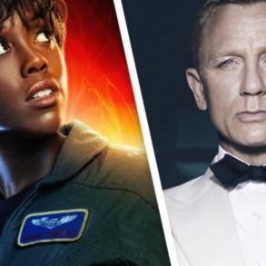 Atriz de Capitã Marvel será a próxima 007 em novo James Bond nos cinemas! 21