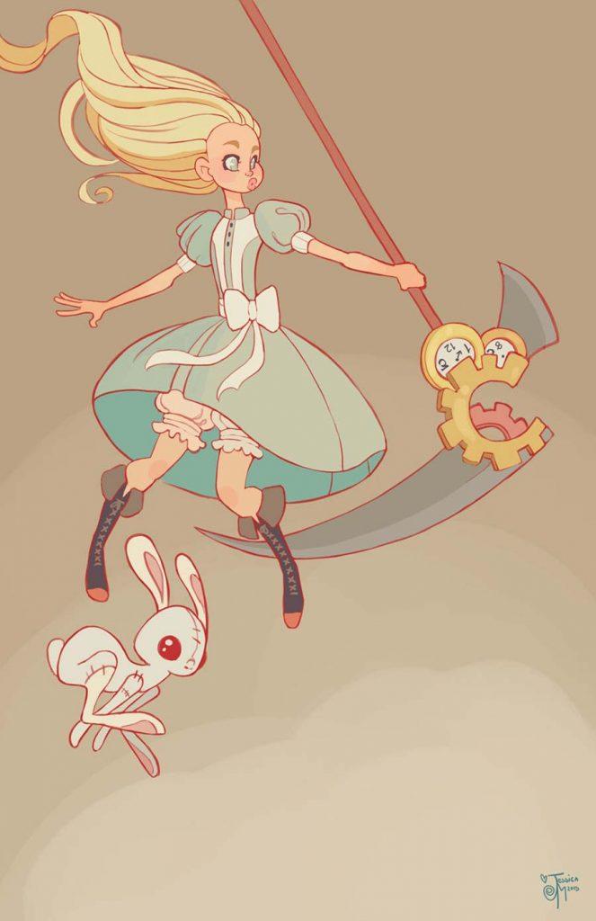 Princesas Disney guerreiras 17