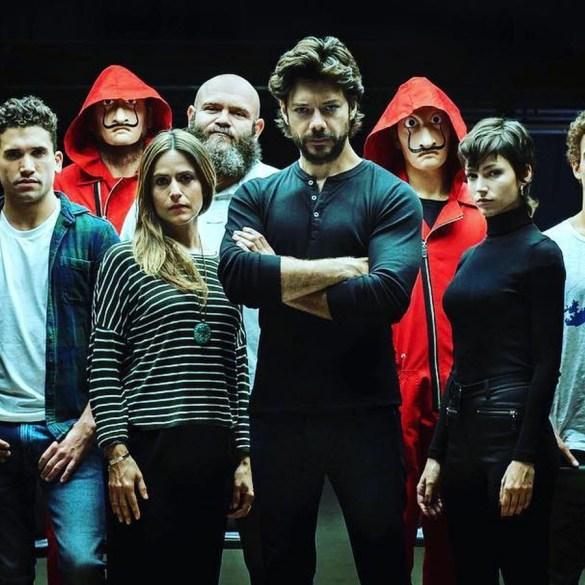 La Casa de Papel | Netflix revela títulos dos oito episódios da Parte 4 17