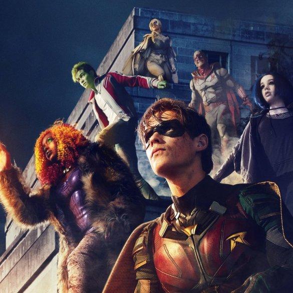 2° Temporada de Titãs será lançada amanhã na Netflix! 17