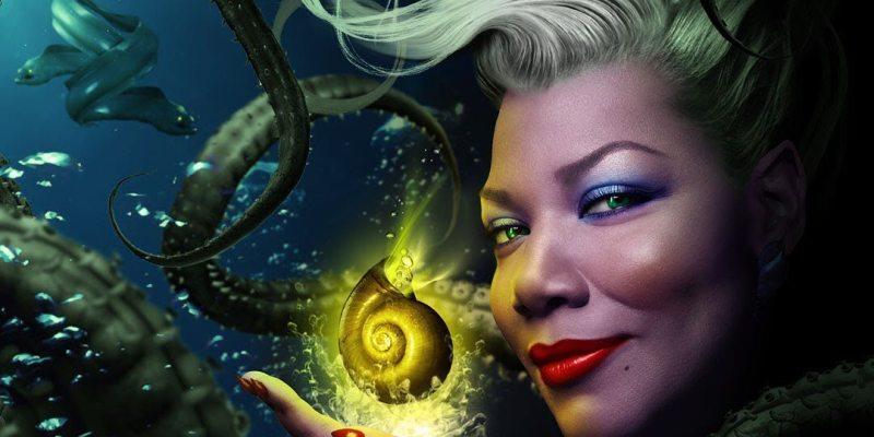 Queen Latifah será Úrsula na versão para a TV de 'A Pequena Sereia' 17