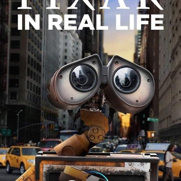 """Conheça """"Pixar em Real Life"""", nova série da Pixar para o Disney +! 16"""