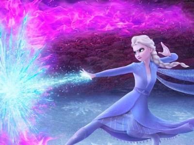 Divulgados novos pôsteres de Frozen 2 29
