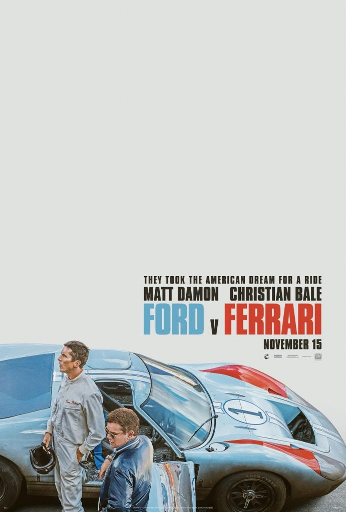 Ford vs Ferrari   Crítica 16