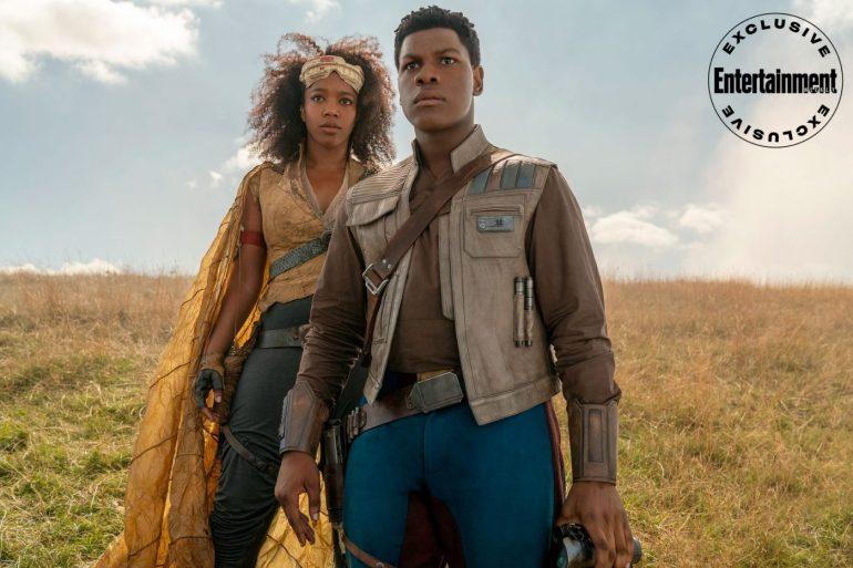 Novas imagens de Star Wars: A Ascensão Skywalker, pela Entertainment Weekly! 16