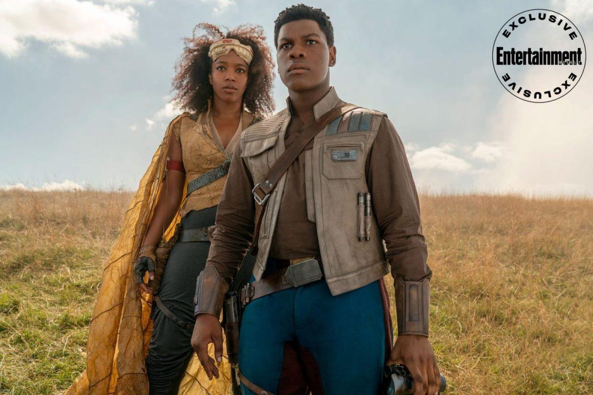 Novas imagens de Star Wars: A Ascensão Skywalker, pela Entertainment Weekly! 18