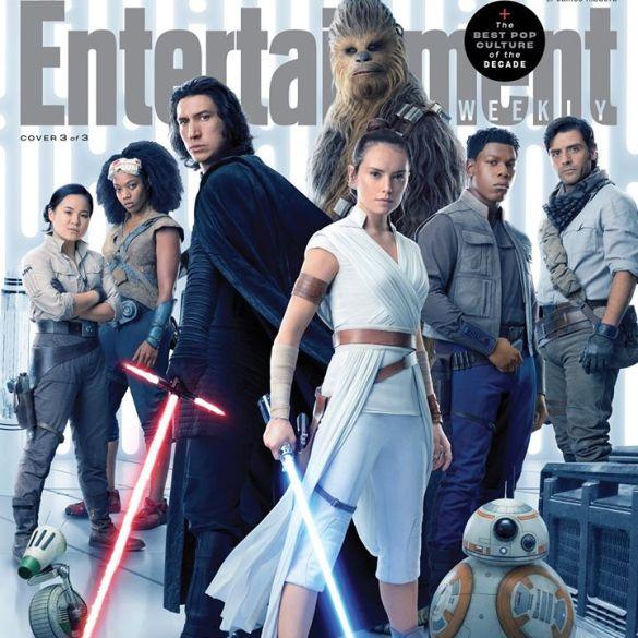 Confira os novos pôsteres individuais de Star Wars: A Ascensão Skywalker 29