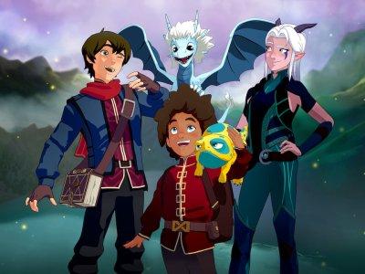 O Príncipe Dragão | Confira o trailer da terceira temporada da série 13