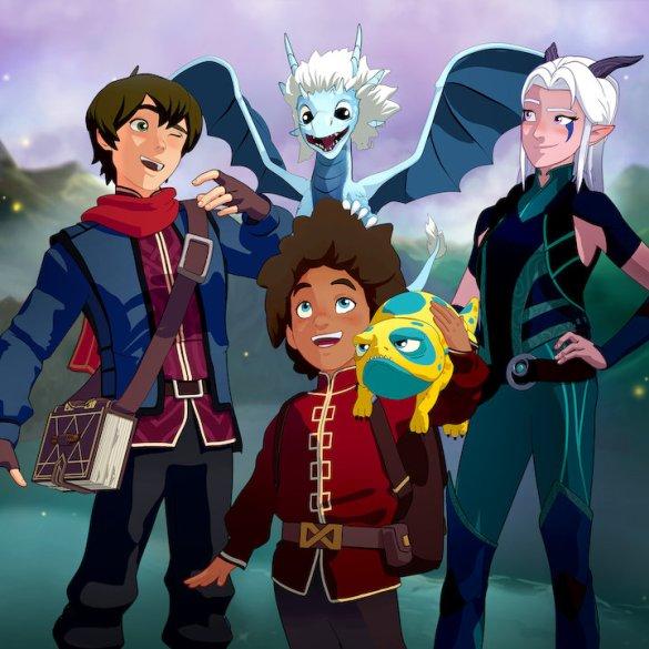 O Príncipe Dragão | Confira o trailer da terceira temporada da série 16