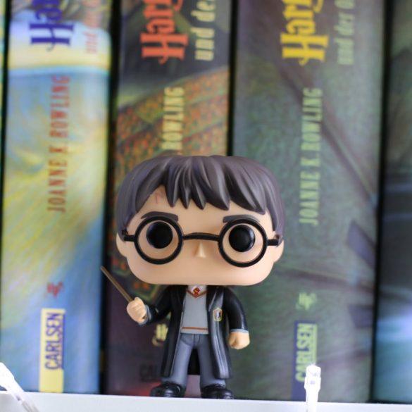 19 anos depois: Hoje é o dia que o filho de Harry Potter foi para Hogwarts 17