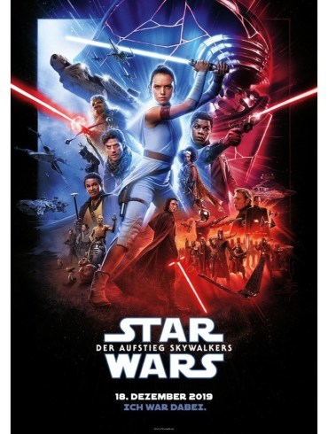 Star Wars: A Ascensão Skywalker é removido de mais de 1200 cinemas 35
