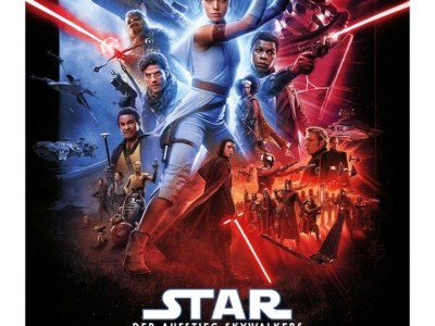 Star Wars: A Ascensão Skywalker | Divulgado novo pôster do filme 28